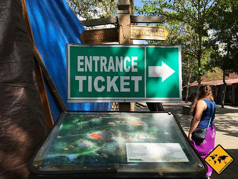 Goa Gajah Eintritt