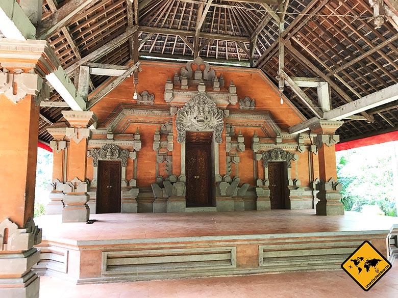 Goa Gajah Hindu-Tempel