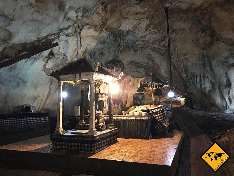 Goa Giri Putri Nusa Penida Impressionen