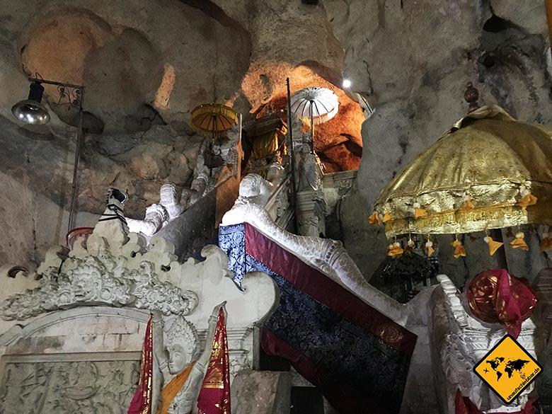 Goa Giri Putri Nusa Penida Treppenzugang