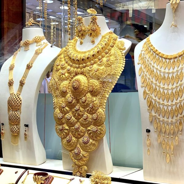 Gold Markt altes Dubai
