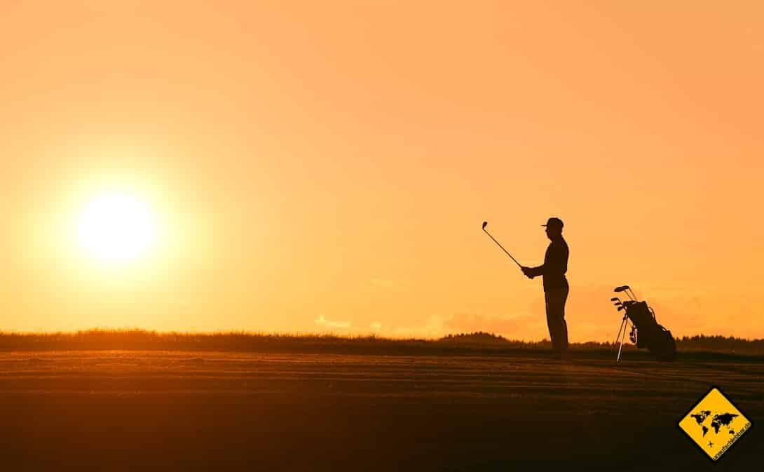 Golf spielen Nusa Dua Bali