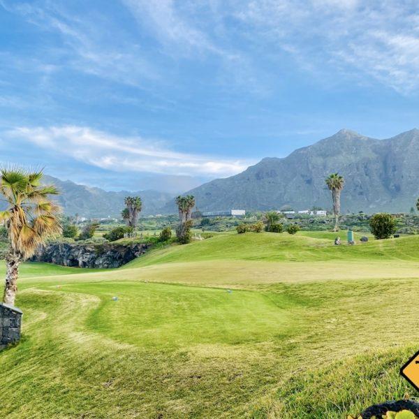 Golfplatz Teneriffa Buenavista