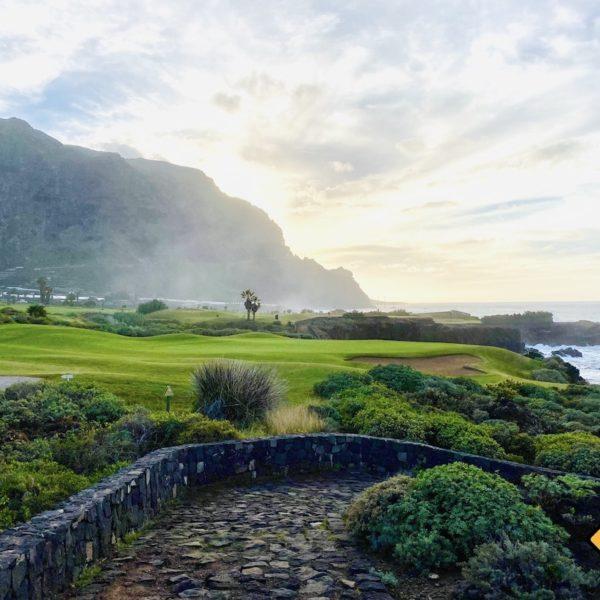 Golfplatz Wanderweg Buenavista del Norte