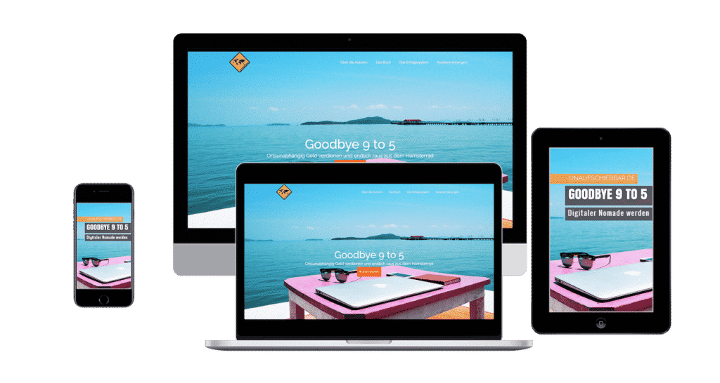 Goodbye 9 to 5 - digitaler Nomade werden
