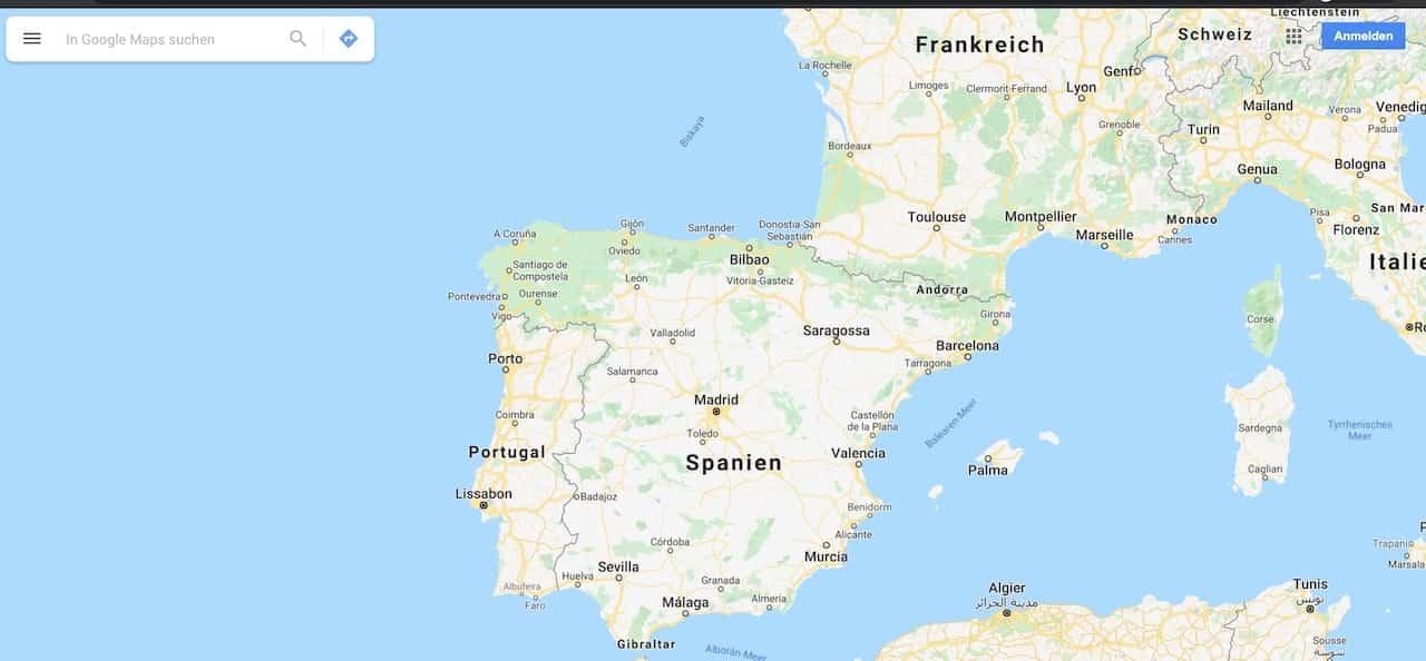Google Maps remote work tools