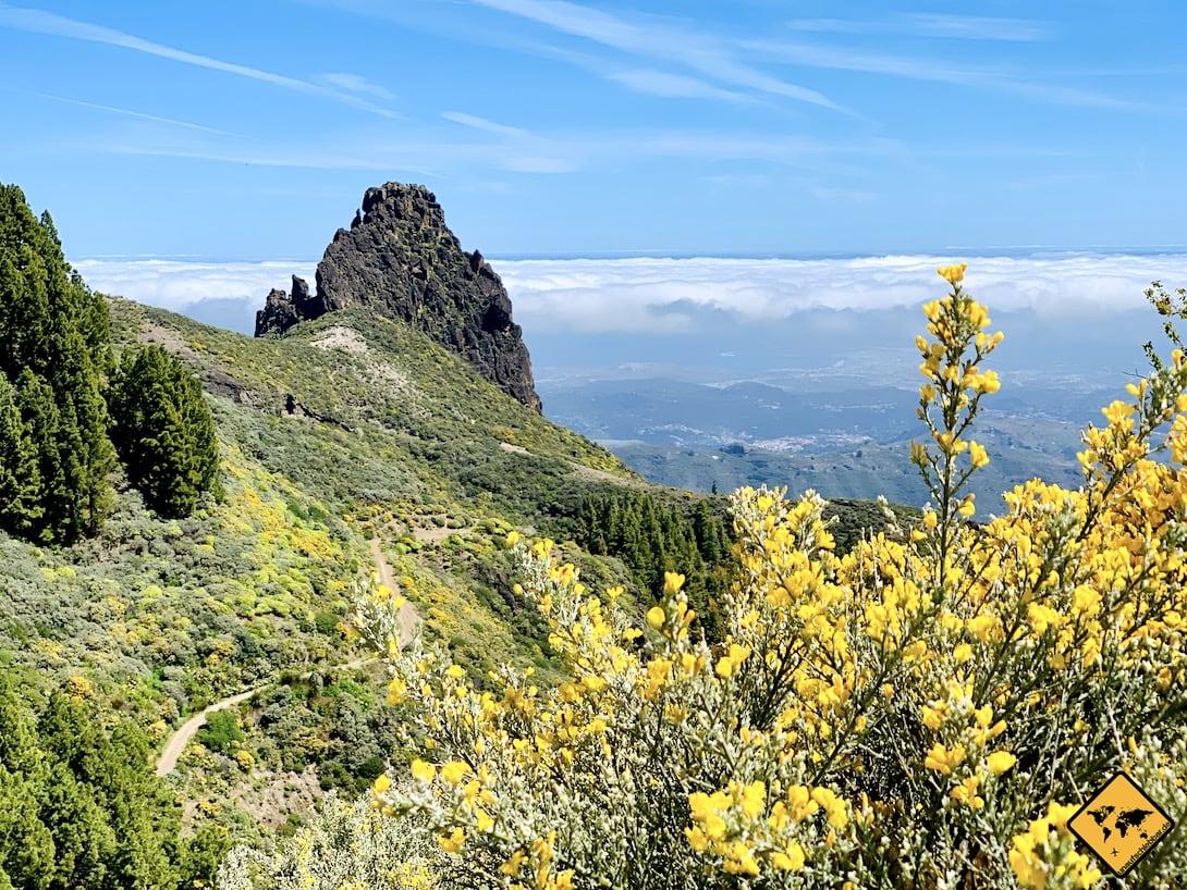 Gran Canaria Ausflüge Berg-Landschaft