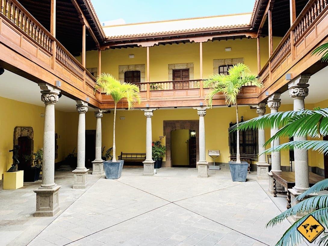 Gran Canaria Kolumbus Museum historisches Haus