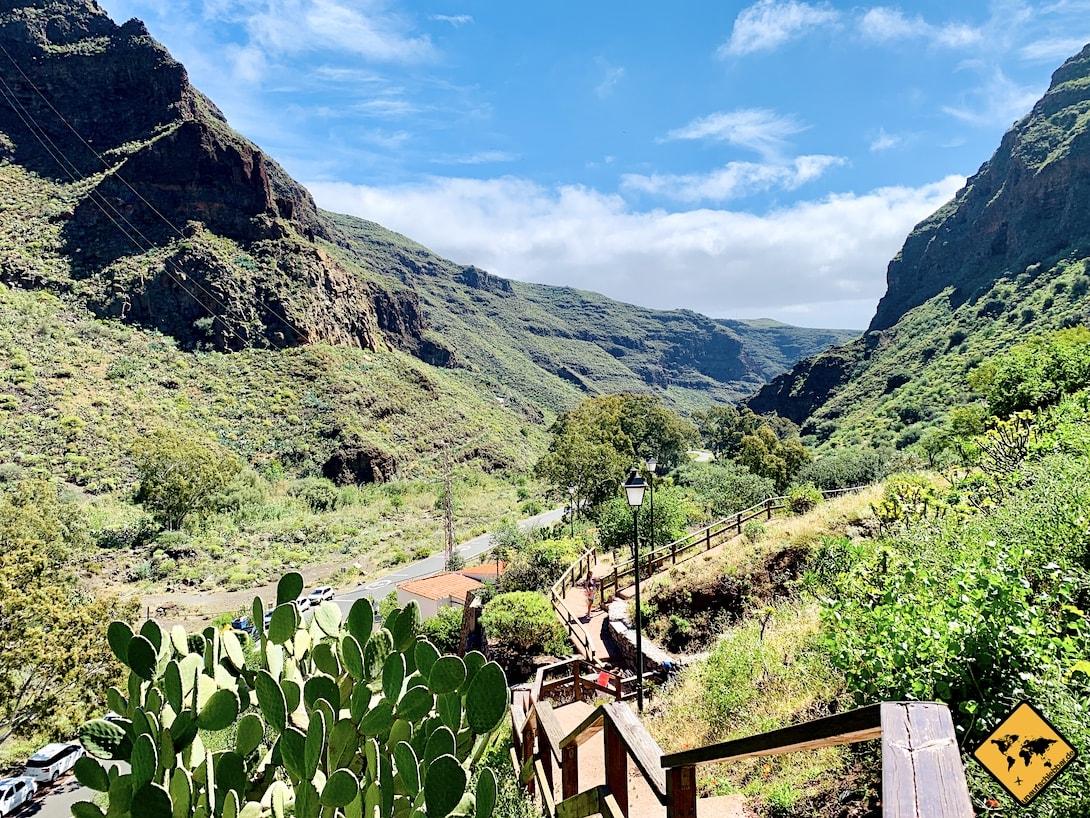 Gran Canaria Natur Barranco de Guayadeque