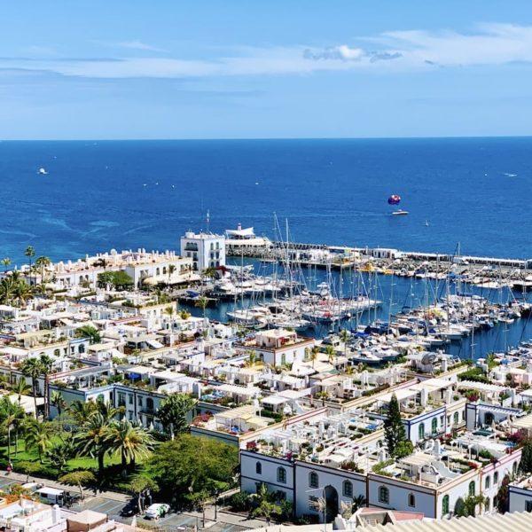 Gran Canaria Puerto de Mogán