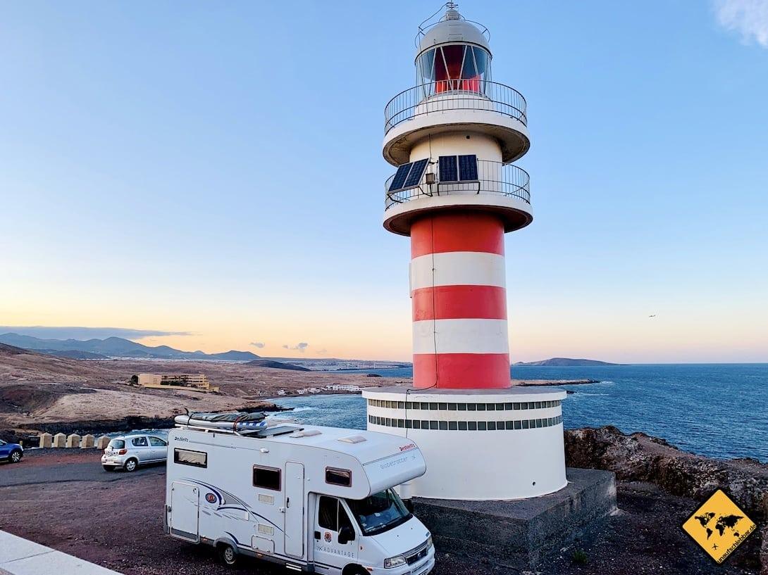 Gran Canaria Sehenswertes Faro de Arinaga