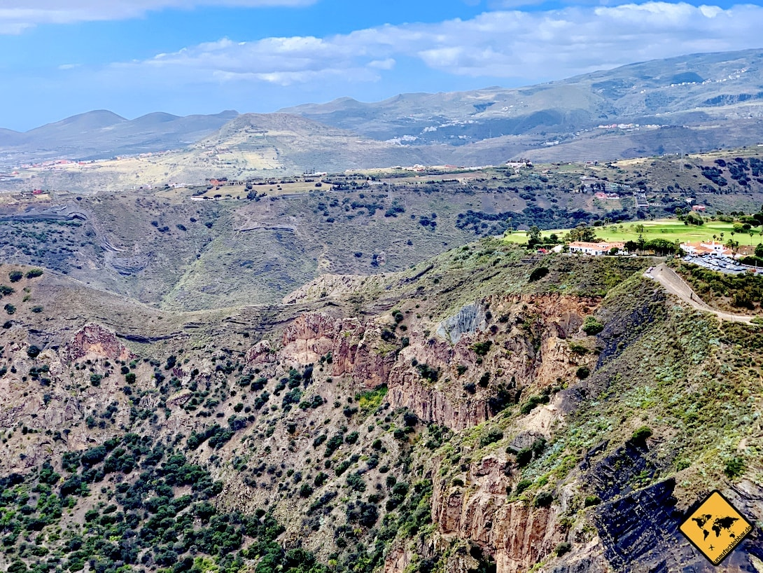 Gran Canaria Sehenswürdigkeiten Naturpark Bandama