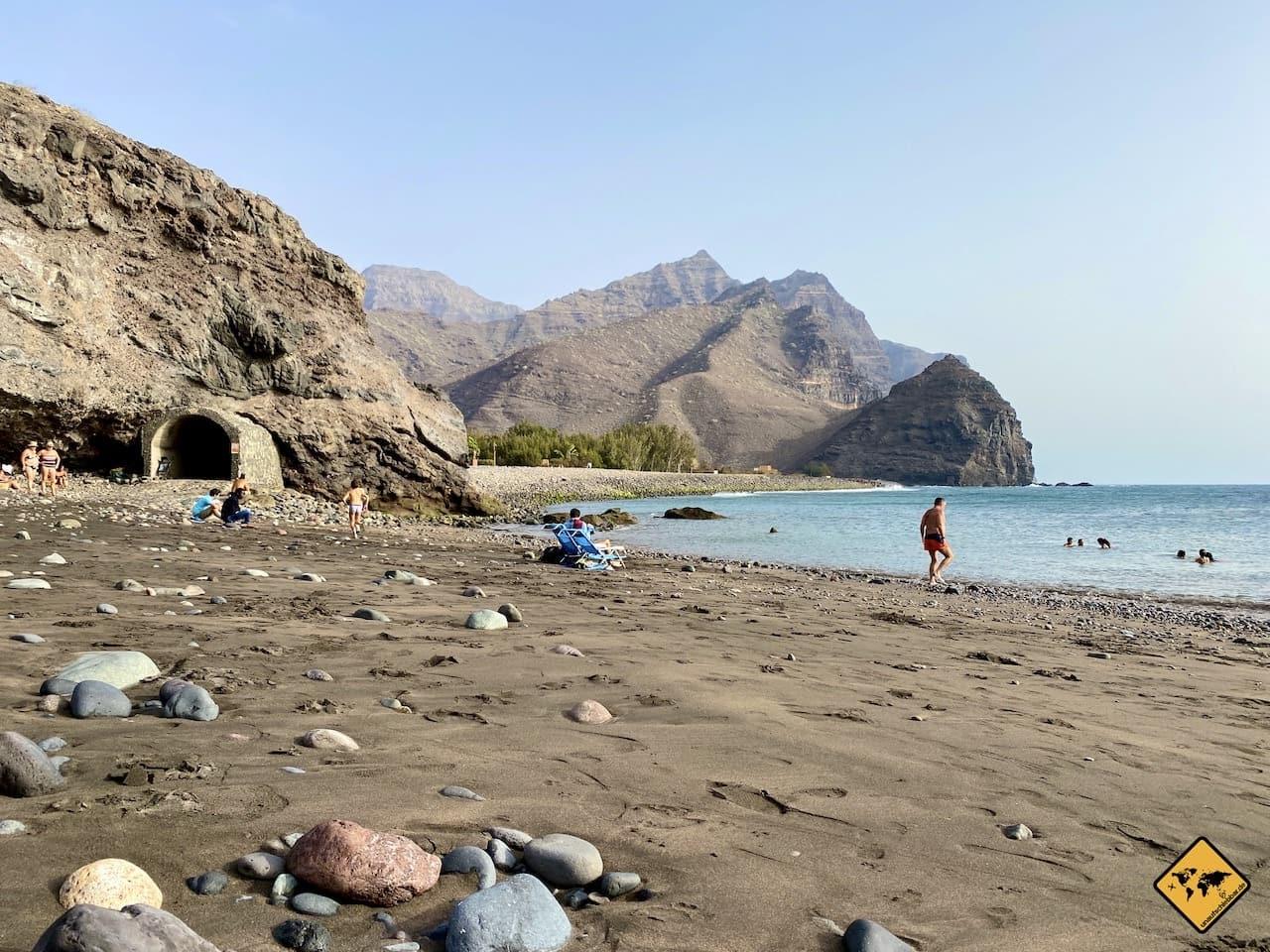 Gran Canaria Strand Corona neue Normalität