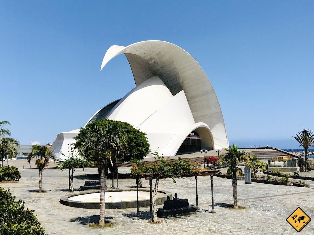Gran Canaria oder Teneriffa Auditorium