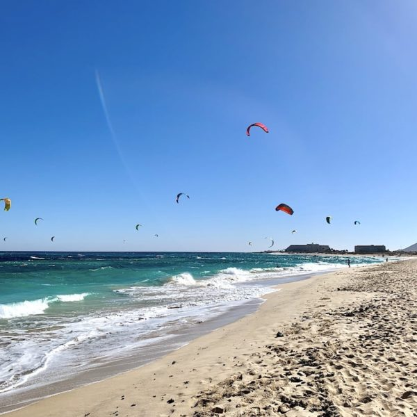 Grandes Playas de Corralejo Kitesurfen Fuerteventura