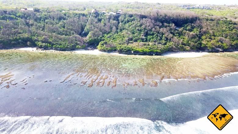 Green Bowl Beach Bali Ebbe