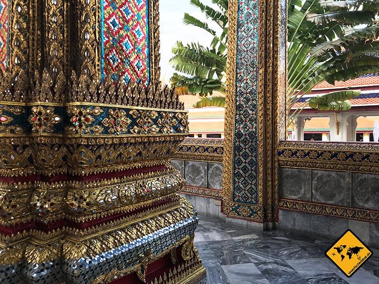 Großer Palast Bangkok Kapelle