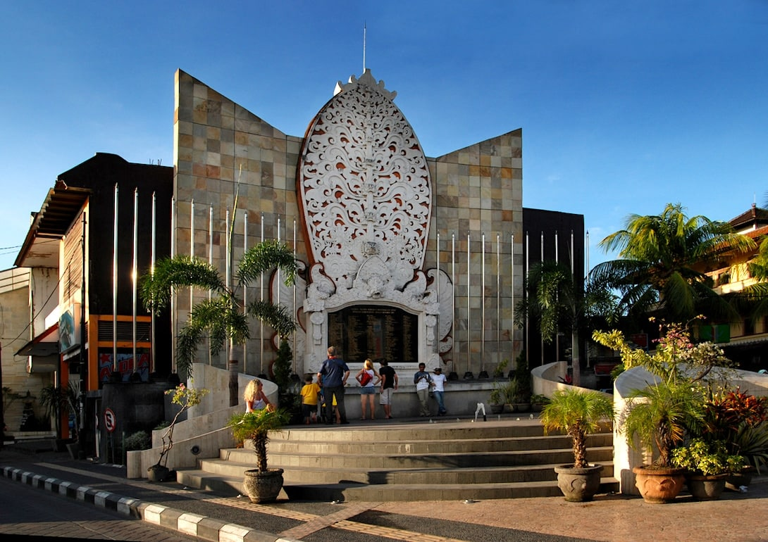 Ground Zero Memorial Kuta Bali