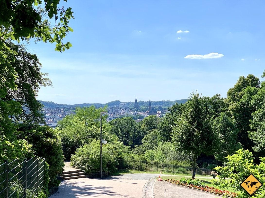 Grüne Stadt Wuppertal