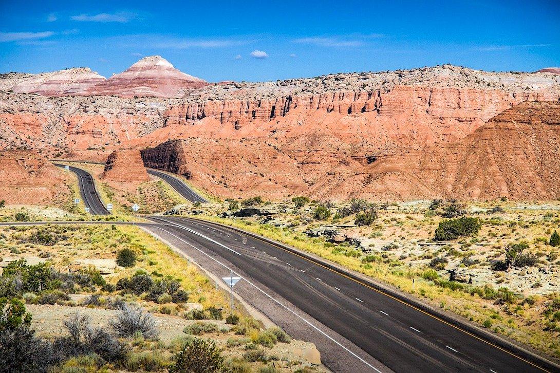 Günstig reisen Tipps Roadtrip USA mit Transfer-Fahrt