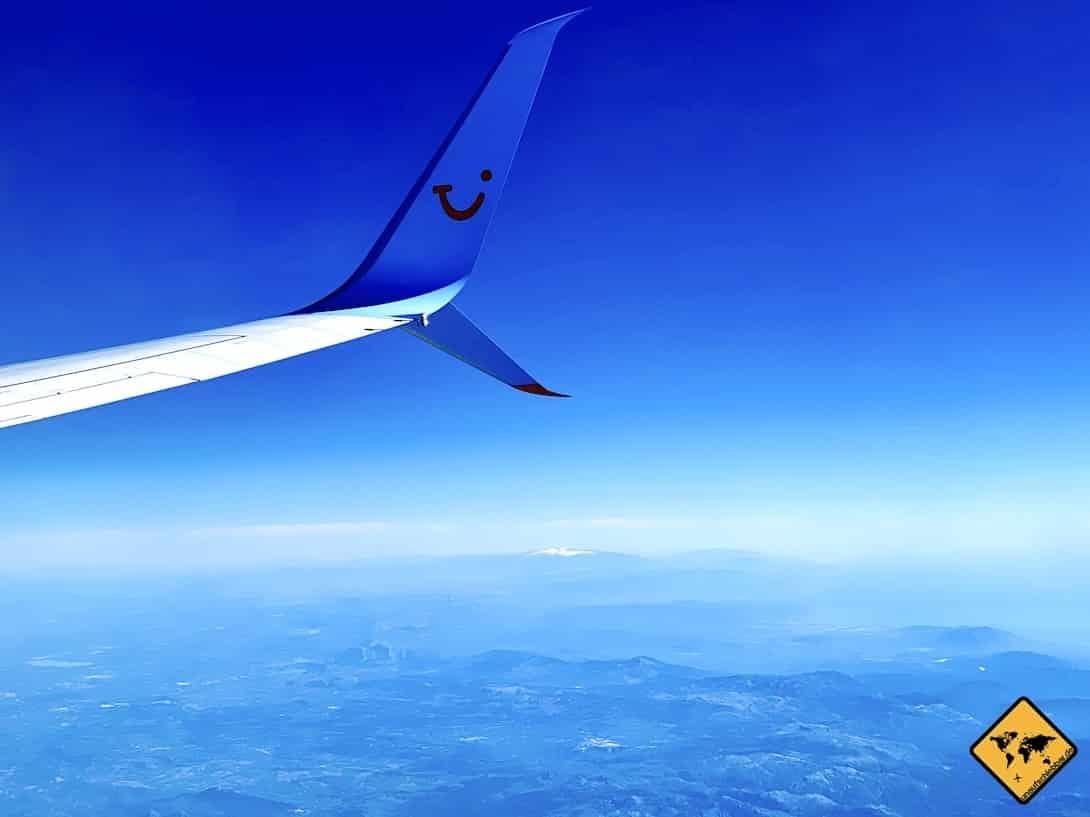 Günstig reisen Tipps fliegen