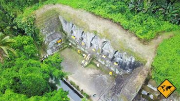 Die Gunung Kawi Königsgräber – eine spirituelle Ruheoase