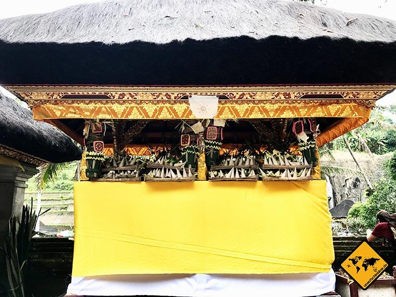 Gunung Kawi Temple Schrein