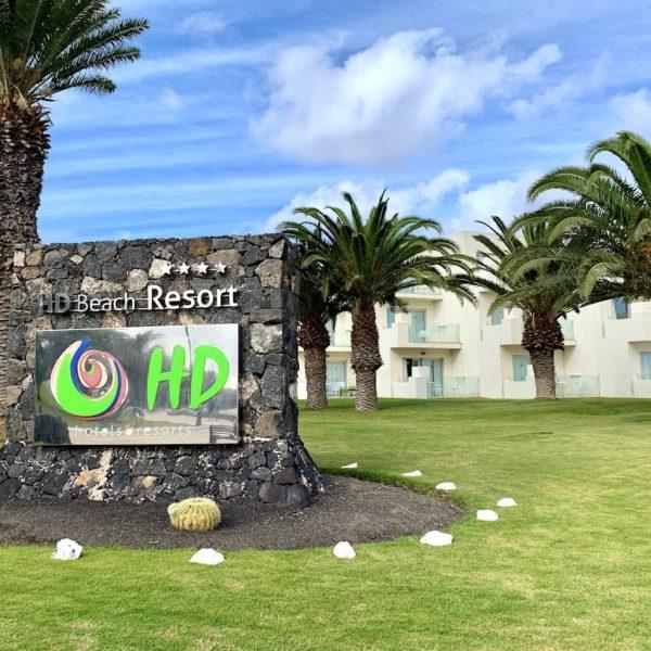 HD Beach Resort Costa Teguise Lanzarote