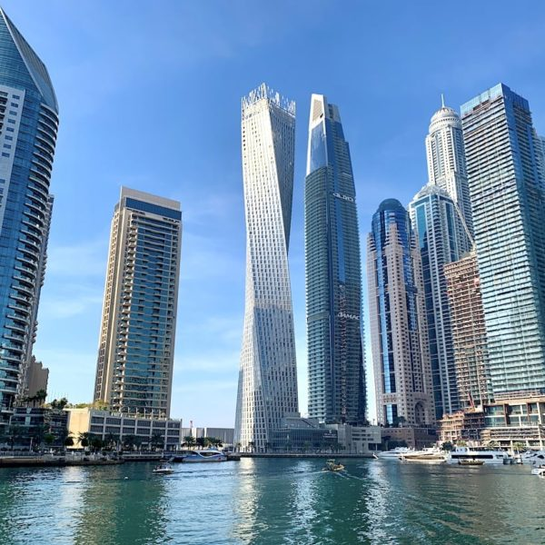 Hafen Dubai Marina Bootstour
