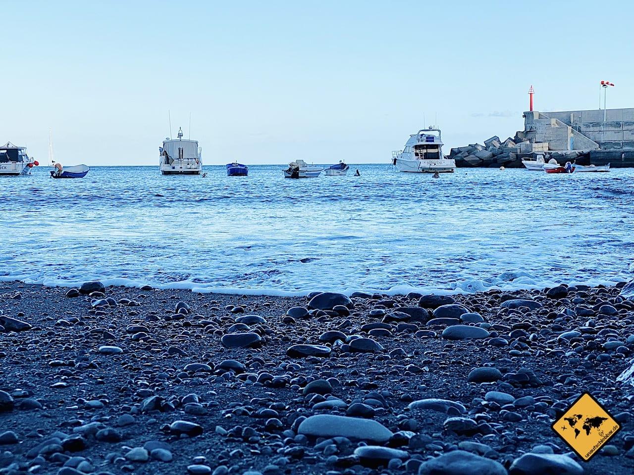 Hafen Playa Santiago