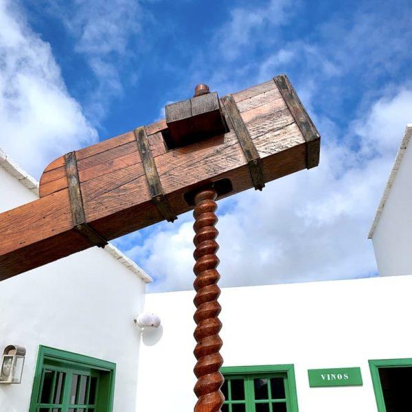 Handwerk Hilfsmittel Monumento al Campesino Lanzarote