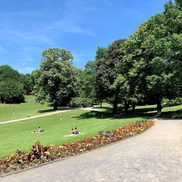 Hardt-Anlagen Wuppertal Park