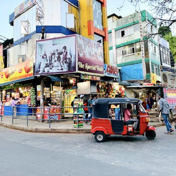Hatton Town Sri Lanka