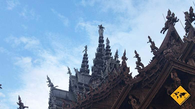 Heiligtum der Wahrheit Pattaya