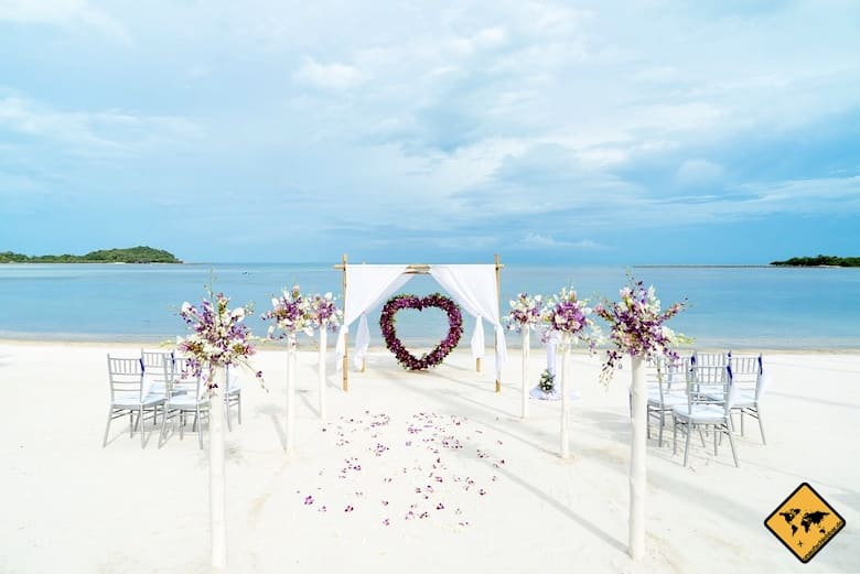 Heiraten auf Koh Samui