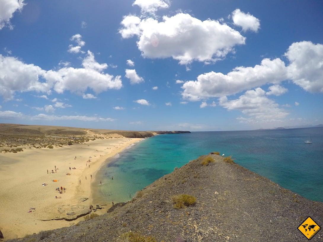 Heller Sand Playas de Papagayo Lanzarote