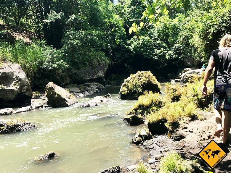Hidden Canyon Bali Beginn