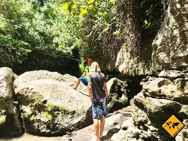 Hidden Canyon Bali Gianyar Guide