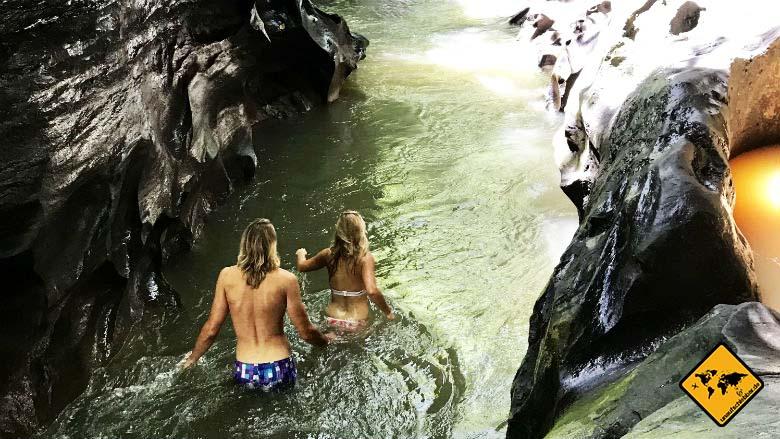 Hidden Canyon Bali Gianyar Trekking