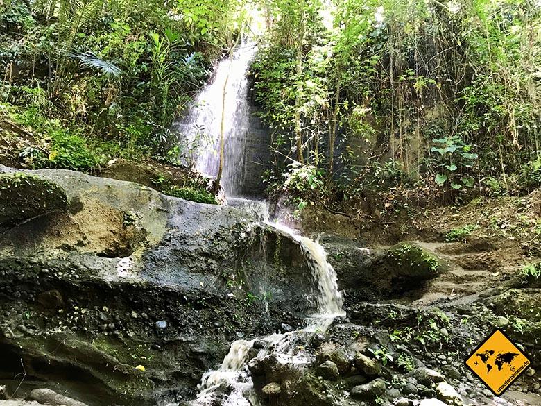 Hidden Canyon Bali Wasserfall