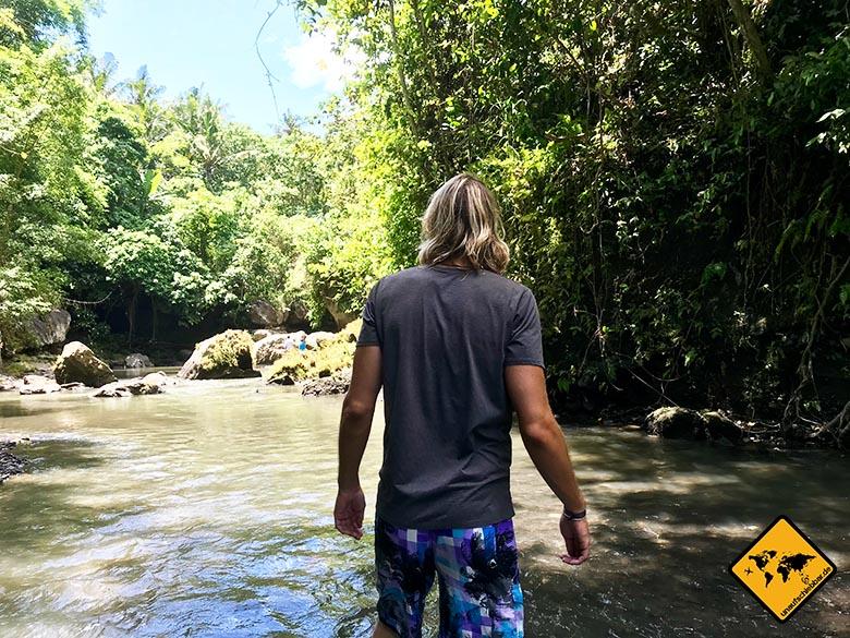 Hidden Canyon Beji Guwang Anfang