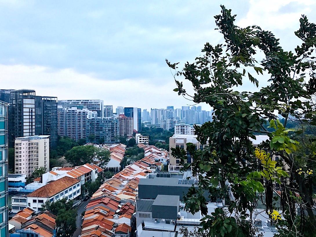 Highlights in Singapur Innenstadt