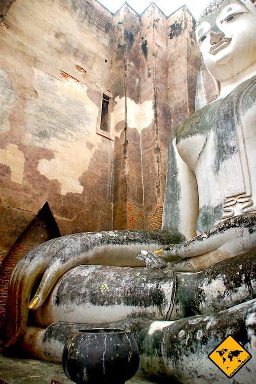 Historical Park Sukhothai Wat Sri Chum