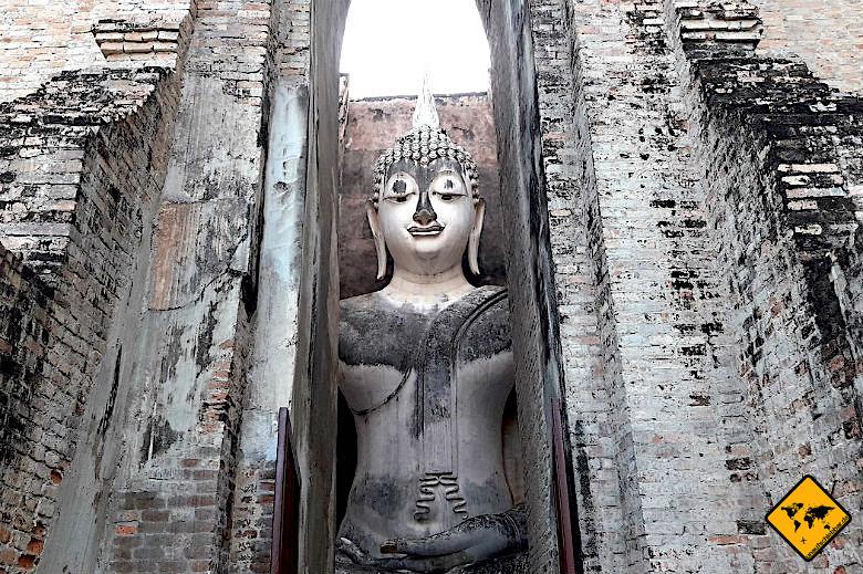 Historicial Park Sukhothai Wat Sri Chum