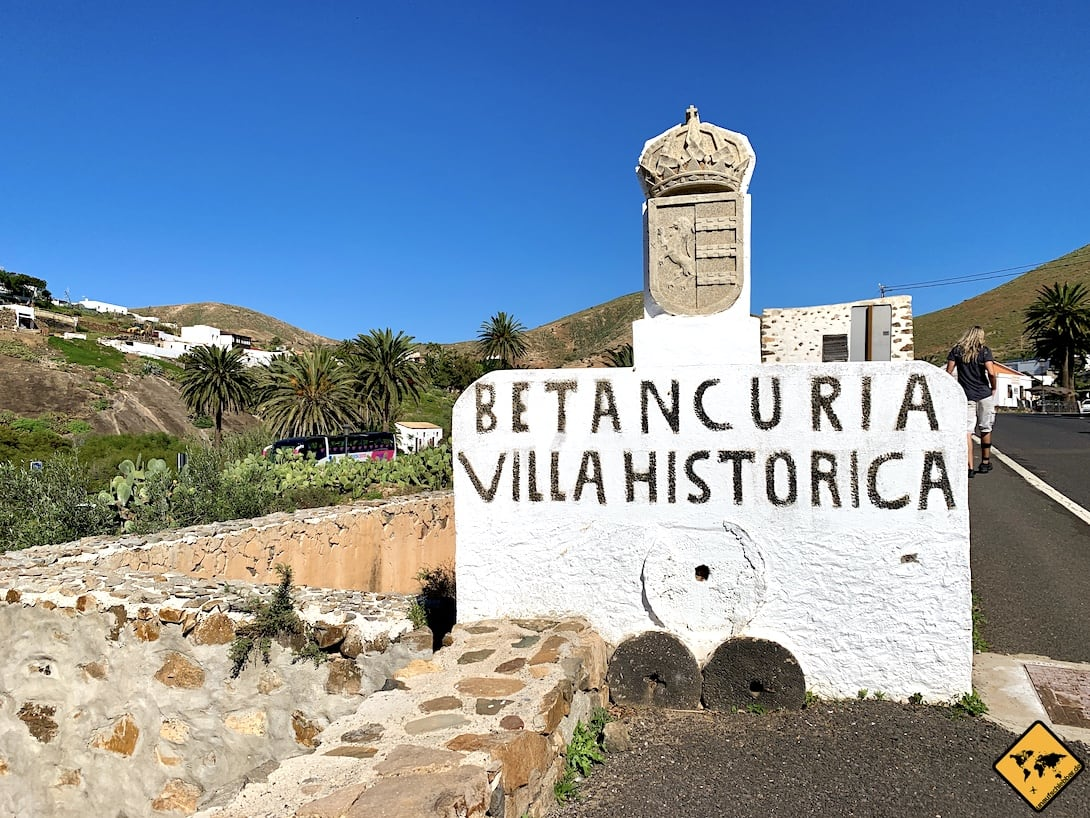 Historischer Ortskern Betancuria