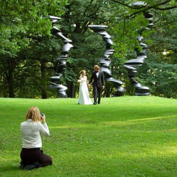 Hochzeit Skulpturenpark Waldfrieden Wuppertal