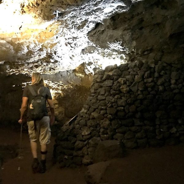 Höhle Drago Park Teneriffa