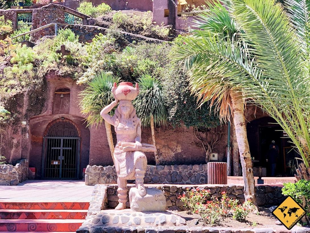 Höhlen Kirche Barranco de Guayadeque