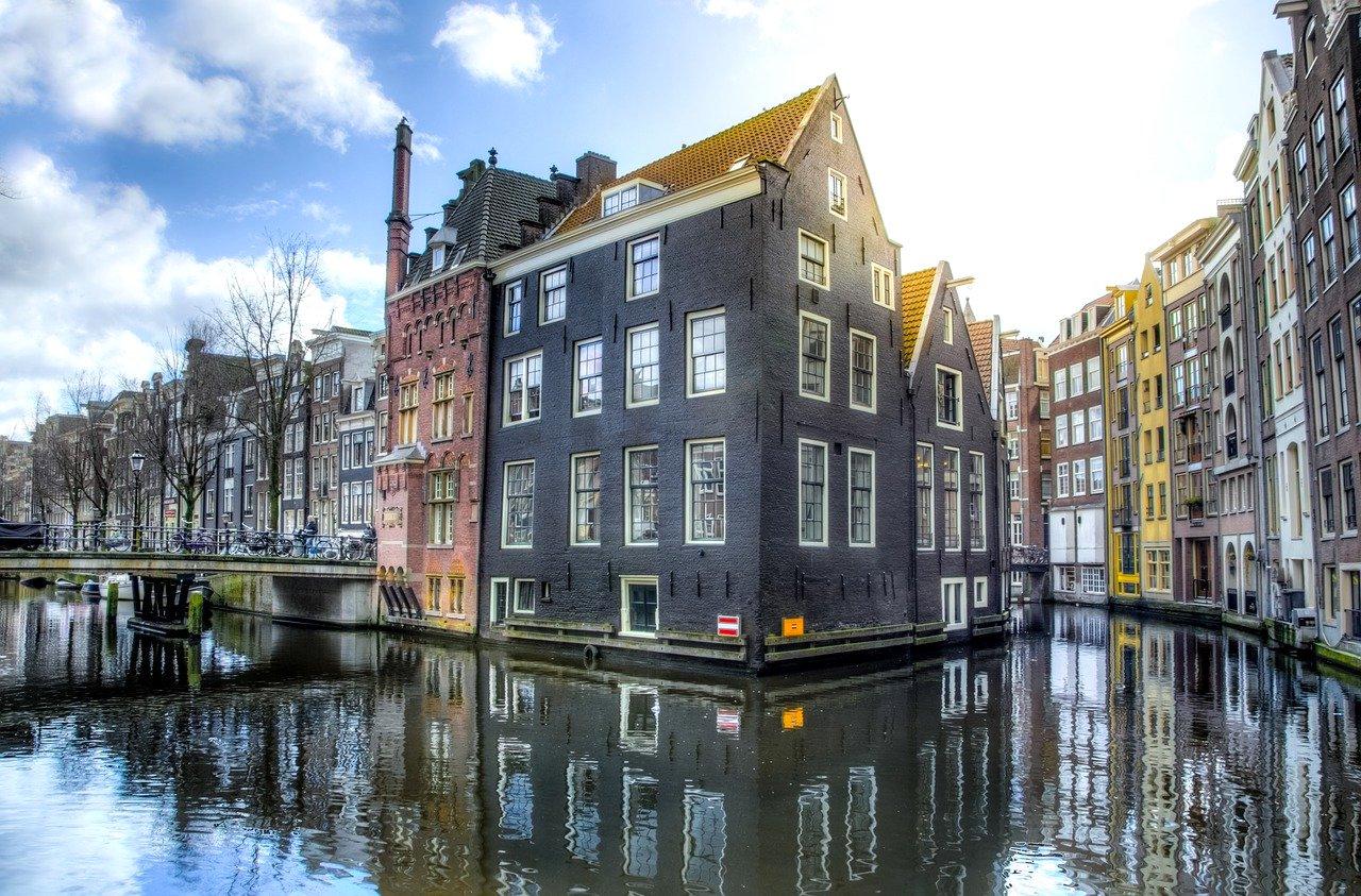 Holland Amsterdam Innenstadt