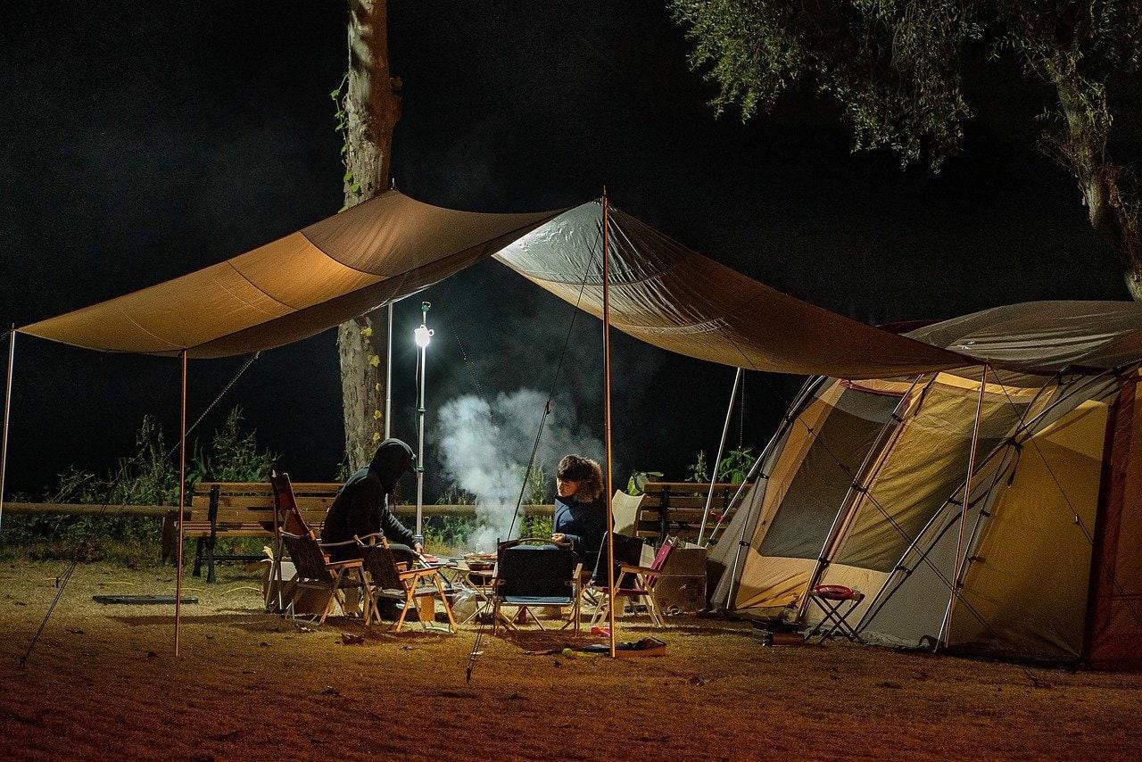 Holland Camping